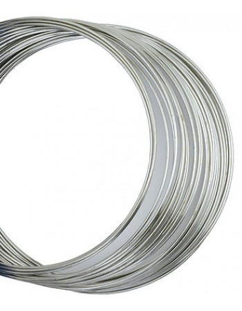 Federstahldraht Memory Wire Armreifen, Halsreifen oder Ringe ...