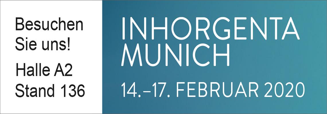 KIT-Schmuck auf der Inhorgenta München 2020